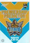 2012 Dynasty PC05 Predictor Card Titans