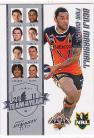 2012 Dynasty TY04 Team of the Year Benji Marshall