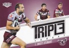2013 Elite Triple Threat TT16 - Brett Stewart - Sea Eagles