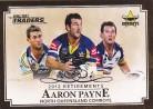 2013 Traders R09 Retirees Aaron Payne