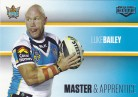 2014 Elite Master & Apprentice MA09 - Luke Bailey - Titans