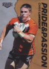 2014 Elite Pride & Passion PP48 - Chris Lawrence - Wests Tigers