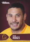 2015 Traders Face of the Game FOTG02 - Justin Hodges - Broncos