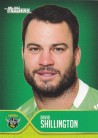 2015 Traders Face of the Game FOTG09 - David Shillington - Raiders