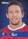 2015 Traders Face of the Game FOTG22 - Kurt Gidley - Knights