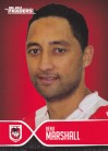 2015 Traders Face of the Game FOTG39 - Benji Marshall - Dragons