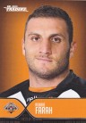 2015 Traders Face of the Game FOTG47 - Robbie Farah - Tigers