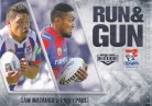 2016 Elite Run & Gun RG16 - Mataora & Pauli