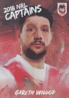 2018 Elite Captains CC13 - Gareth Widdop - Dragons