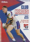 2021 Traders Club Heroes CH16 Knights - Kurt Mann