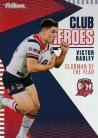 2021 Traders Club Heroes CH28 Roosters - Victor Radley