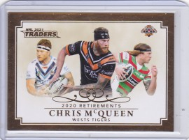 2021 Traders Retirement R15 - Chris McQueen