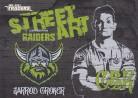 2021 Traders Street Art Black SAB02 - Jarrod Croker