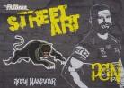 2021 Traders Street Art Black SAB11 - Josh Mansour