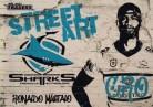 2021 Traders Street Art White SAW04 - Ronaldo Mulitalo