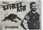 2021 Traders Street Art White SAW11 - Josh Mansour