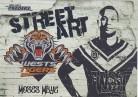 2021 Traders Street Art White SAW16 - Moses Mbye