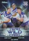 2021 Traders Team Wild Card WCG03 - Bulldogs