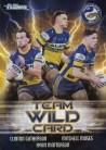 2021 Traders Team Wild Card WCG10 - Parramatta Eels