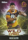 2021 Traders Wild Card WC01 - Alex Glenn