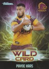 2021 Traders Wild Card WC02 - Payne Haas