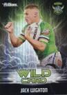 2021 Traders Wild Card WC06 - Jack Wighton