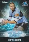 2021 Traders Wild Card WC10 - Wade Graham