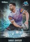 2021 Traders Wild Card WC11 - Shaun Johnson