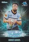 2021 Traders Wild Card WC12 - Aaron Woods
