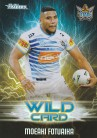 2021 Traders Wild Card WC14 - Moeahi Fotuaiha