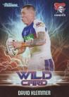 2021 Traders Wild Card WC22 - David Klemmer