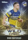 2021 Traders Wild Card WC29 - Ryan Matterson