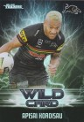 2021 Traders Wild Card WC32 - Apisai Koroisau