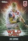 2021 Traders Wild Card WC38 - Zac Lomax