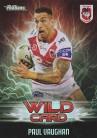 2021 Traders Wild Card WC39 - Paul Vaughan