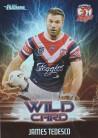 2021 Traders Wild Card WC42 - James Tedesco