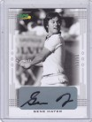 2013 Ace Authentic Signature Series - Gene Mayer #23/35