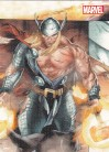Marvel Greatest Battles - Battlestar Canvas Cards BS03 - Thor