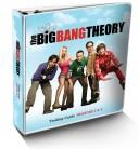 The Big Bang Theory Season 3 & 4 Trading Card Binder
