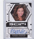 Leaf SciFi Signatures - Charisma Carpenter