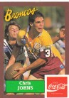 1989 Broncos - Chris Johns