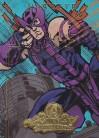 Fleer Avengers A03 - Hawkeye