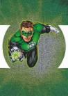 Green Lantern Die Cut Card LNTRN01 - Hal Jordan
