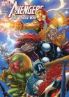 Marvel Avengers Kree-Skrull War Cover Art Set