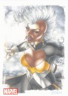 Women of Marvel 2 Artifex Card O5 - Storm