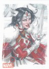 Women of Marvel 2 Artifex Card O7 - Lady Sif