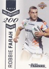 2014 Traders M16 Milestones Robbie Farah