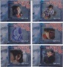 Smallville Season 6 The Powers That Be Chase Set of 6 Cards
