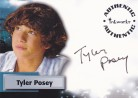 Smallville Season 6 Autograph Card A54 - Tyler Posey as Javier
