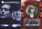 Supernatural Connections Autograph Card A02 - Linda Blair